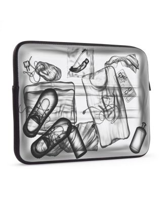Laptop sleeve 17 inch X-Ray
